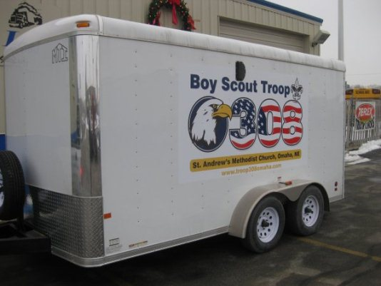 2009_12_23 Troop Trailer
