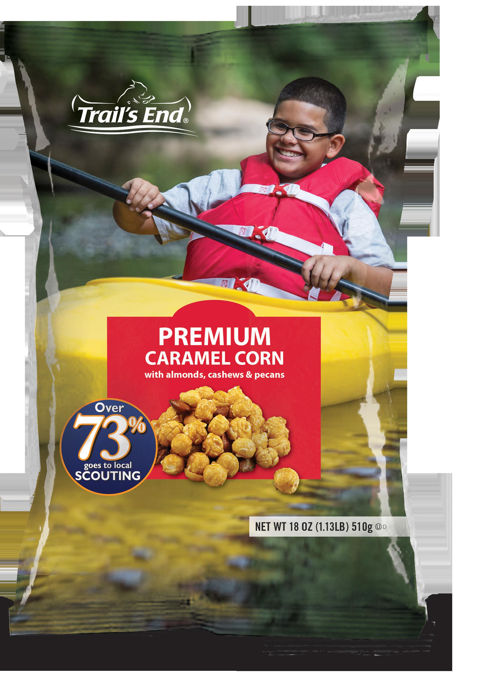 Premium Caramel Corn